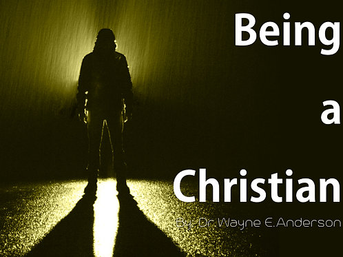 Being a Christian (Classic)