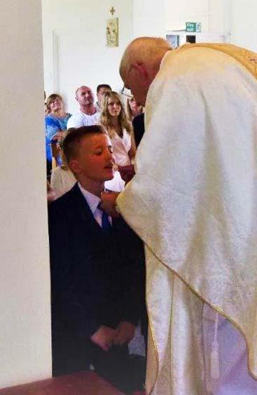 1st Communion St Benedict's 2017