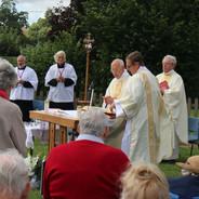 Father Martin's Farewell