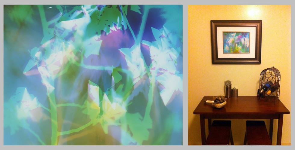 """11"""" x 14"""" - Dining Room, Oakland, CA"""