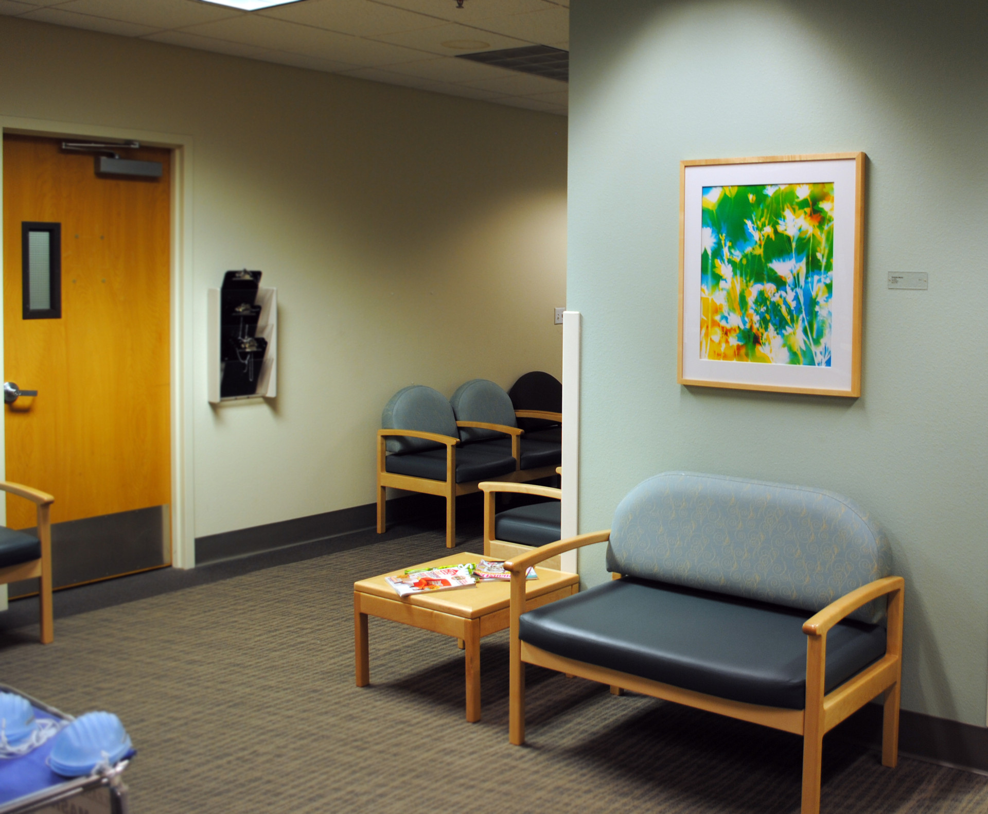 Installed at Kaiser Permanente, Fair Oaks, Sacramento, CA