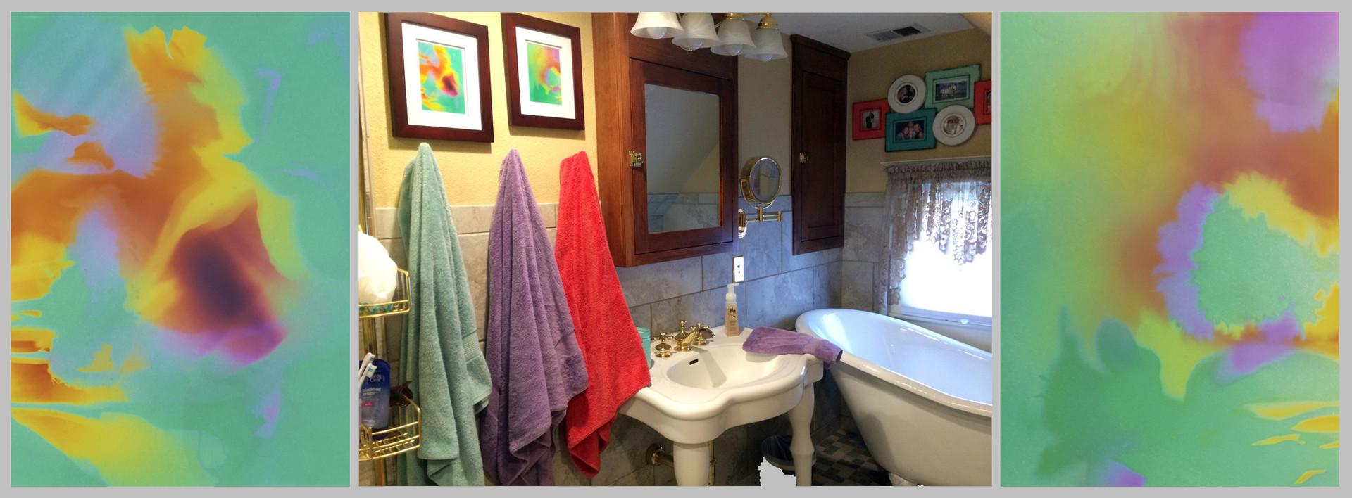 "7"" x 5"" each, Bathroom, Turlock, CA"