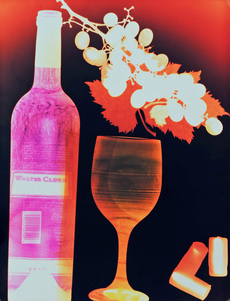 """Walter Clore, 30"""" x 24"""" - Collection of Silvan Ridge Winery, Eugene, OR"""
