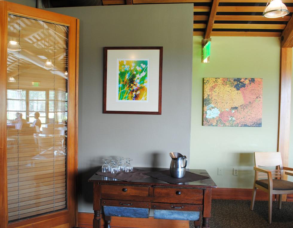 "Aspen, 20"" x 16"" - Installed at Awbrey Glen Golf Club Restaurant, Bend, OR"