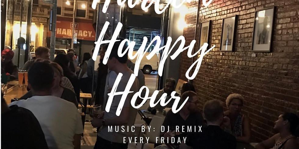 Harlem Happy Hour