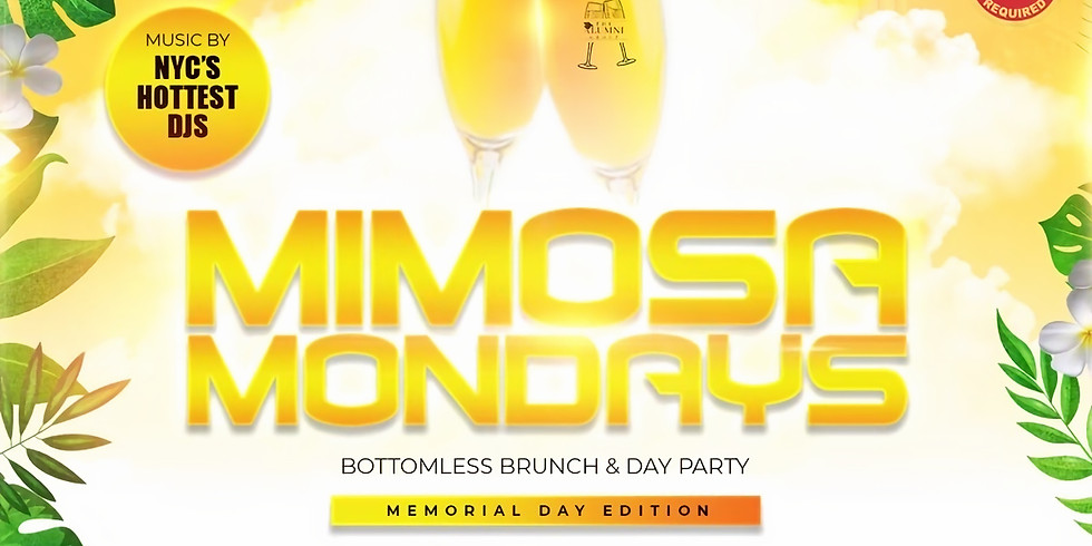 Memorial Day 2021 Brunch Party