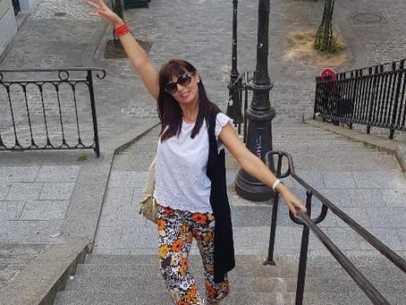 Монмартре - излюбленное место в Париже!!!