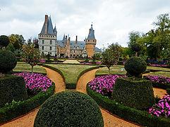 Экскурсия в город Шартр (fr.Chartres и Замок Ментенон (Maintenon)