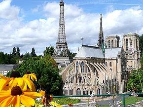 Поездка в парк «Франция в миниатюре»