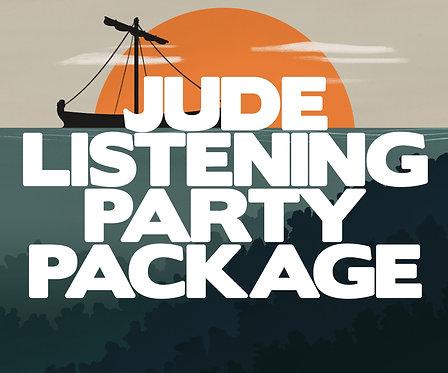Jude Listening Party