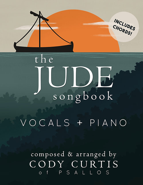 The Jude Songbook (physical)
