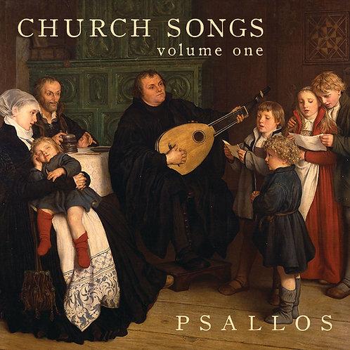Church Songs, Vol. 1 (Physical CD)