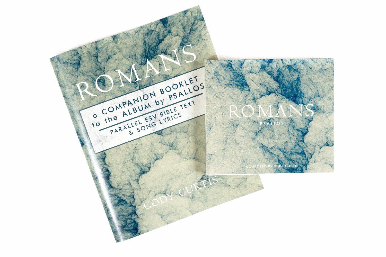 Romans CD + Booklet Combo