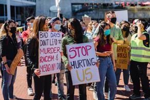 Increase in AAPI hate crimes