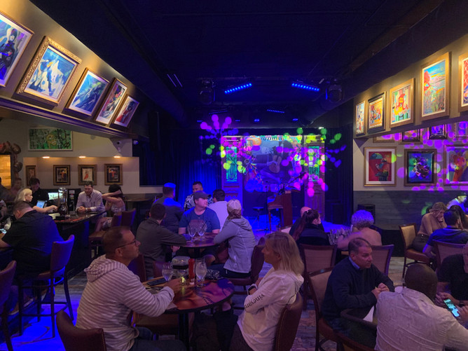 Muse Bourbon Bar and Grill