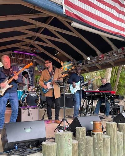 Jose Ramirez Band w/ Anson Funderburgh