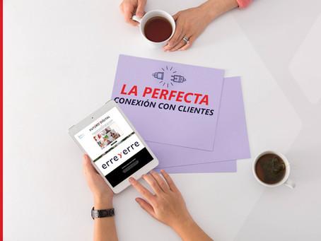 La perfecta conexión con clientes