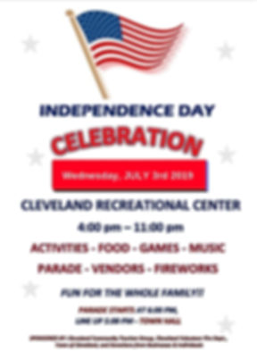 Cleveland Independence Day Celebration 2