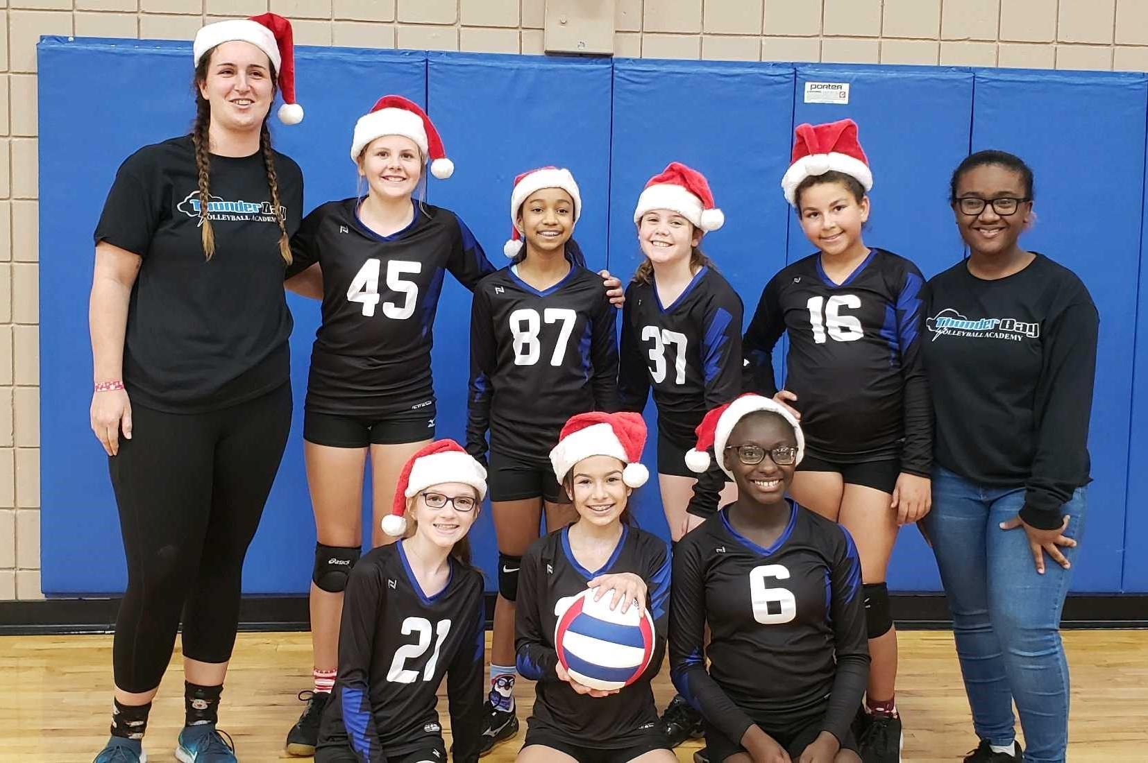 12 Blue @ Christmas Challenge