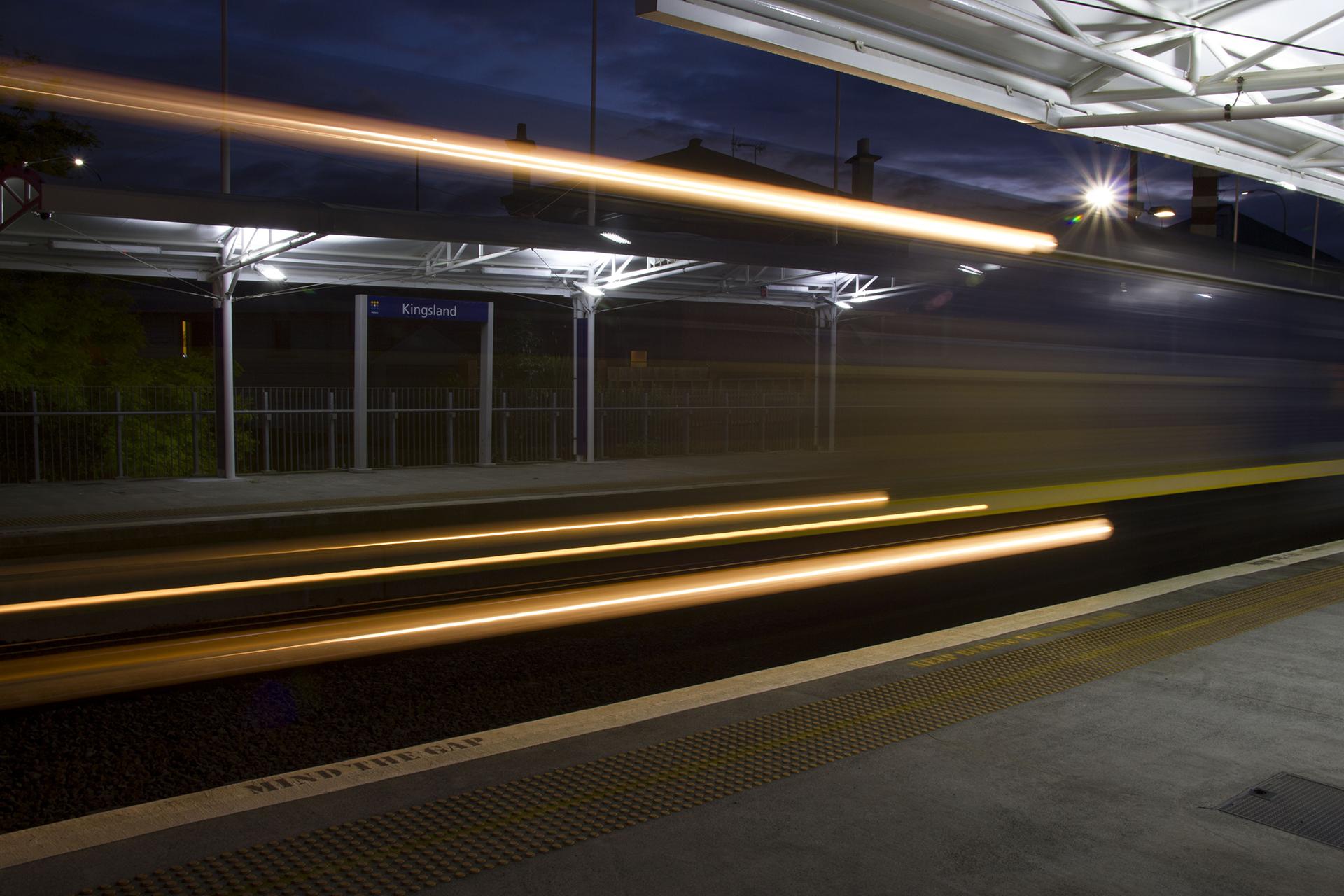 Kingsland Train Station