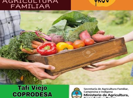 NUESTRO PROGRAMA AGRICULTURA DE ADAPTACIÓN EN CONTEXTO DE SOBERANÍA ALIMENTARIA.