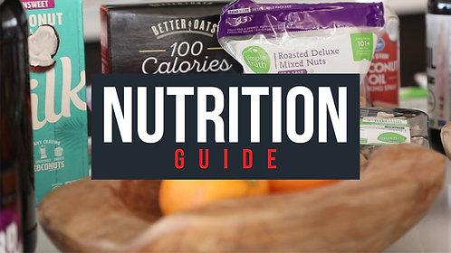 Wigsplitter Workout: Nutrition Guide