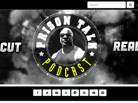 Did you know we have a Prison Talk Podcast?
