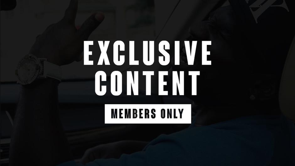 Exclusive Content |  2019