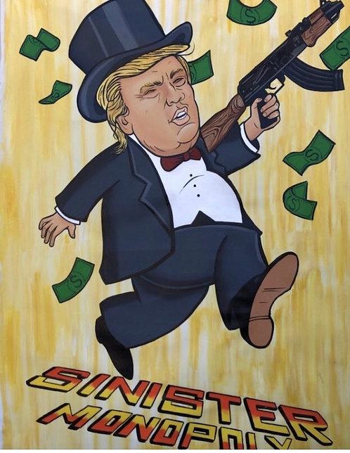 Trump In Russian Mafia