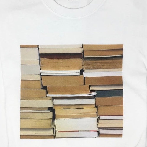 """""""TSUNDOKU"""" Tシャツ"""