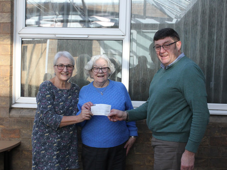 St Pega Lodge Supports The South Lincs Dementia Support Group
