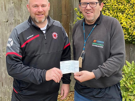 Lincolnshire Freemasons Support The Free Kicks Foundation
