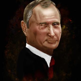 Vladimir Putin-Evil
