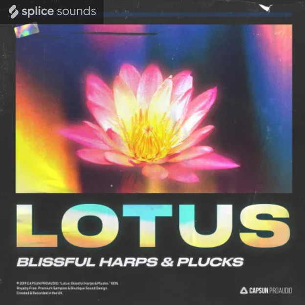 BLISSFUL HARPS SAMPLE PACK