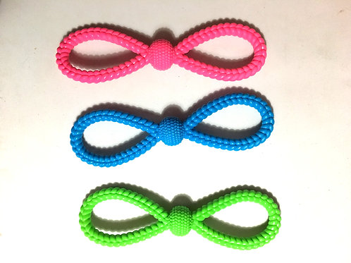 Plastic Tug Toy - VARIOUS COLOURS