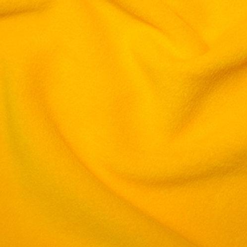 XS Fleece Jumper - YELLOW