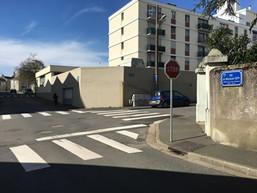Nouveau STOP rue du Président Coty