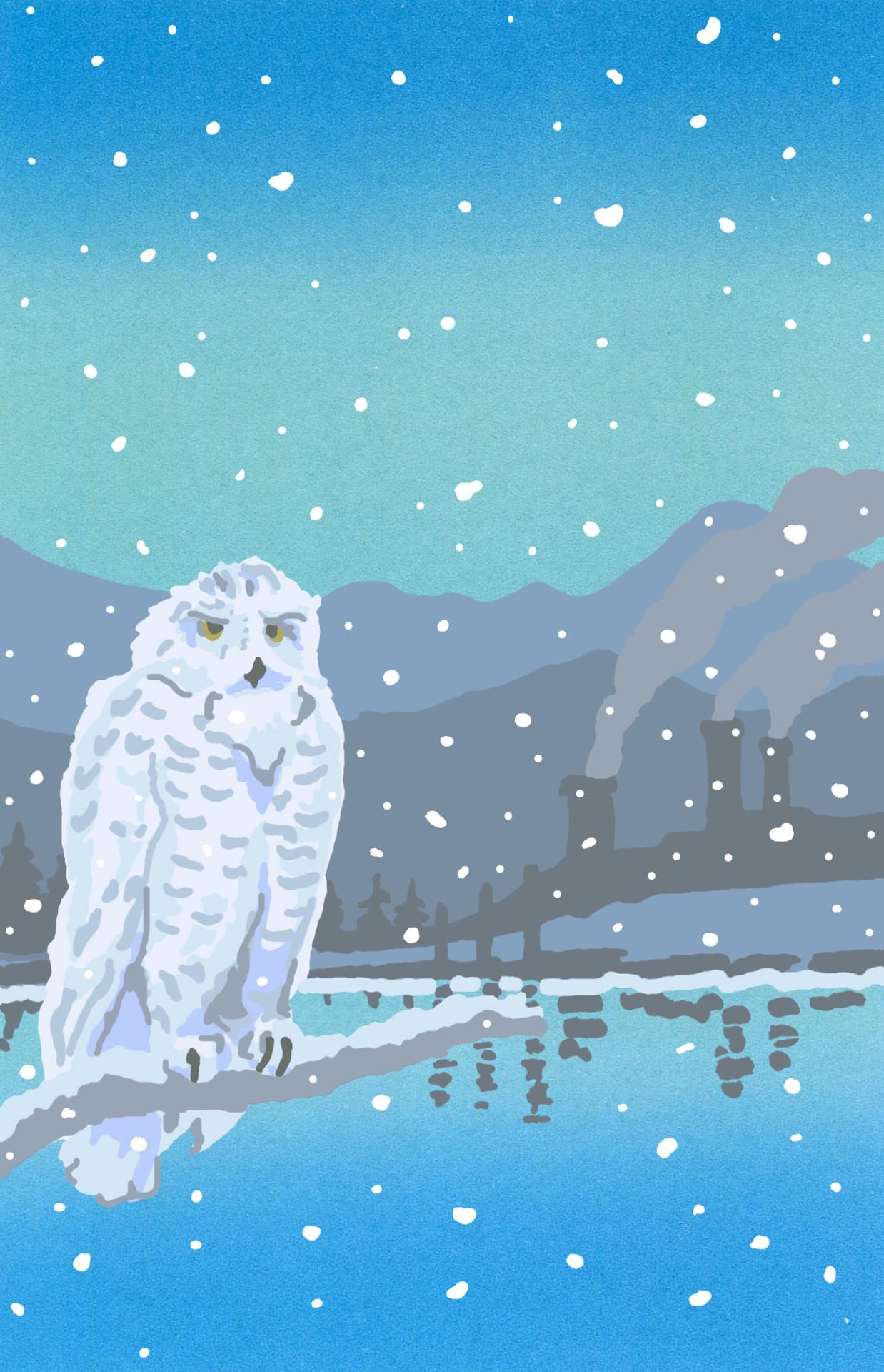 Allan Kollar Christmas card 2015