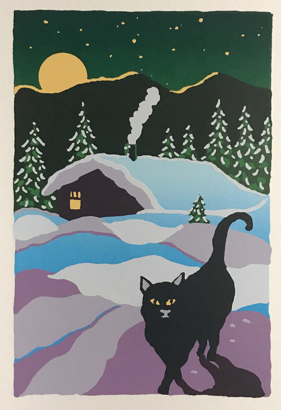 Allan Kollar 2017 Christmas Card