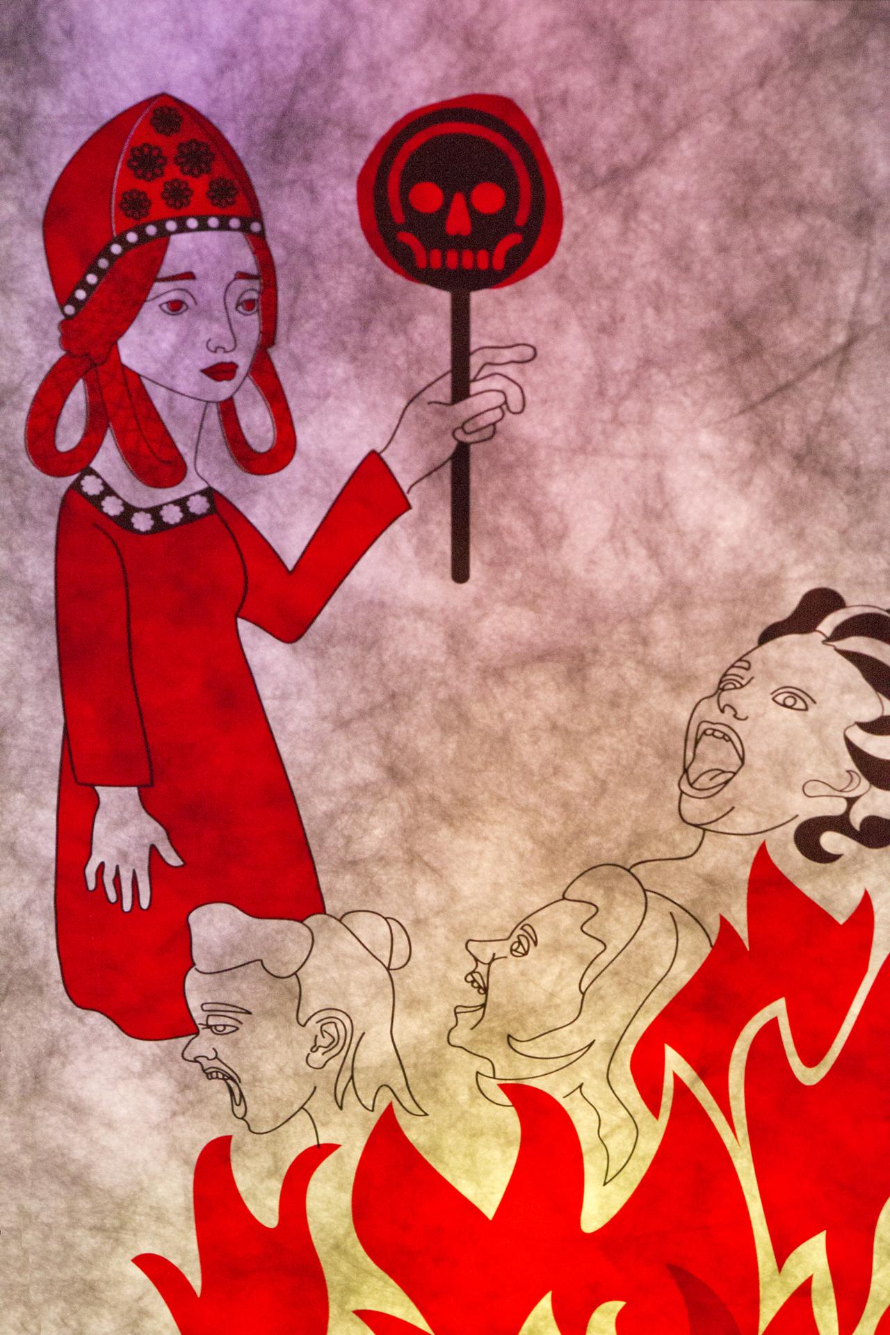 Vasilissa the Brave