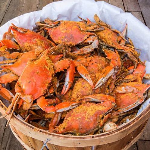1 Dozen Crab