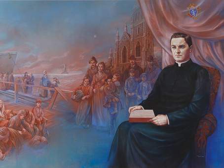 Father McGivney to be Beatified - May 26, 2020