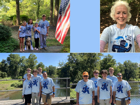 13th ANNUAL JESSICA MEREDITH JACOBSEN MEMORIAL 5K