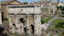 Triple Arch Septimus Severus
