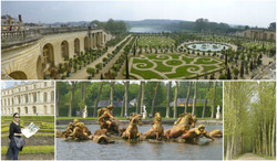 Gardens and Fountains