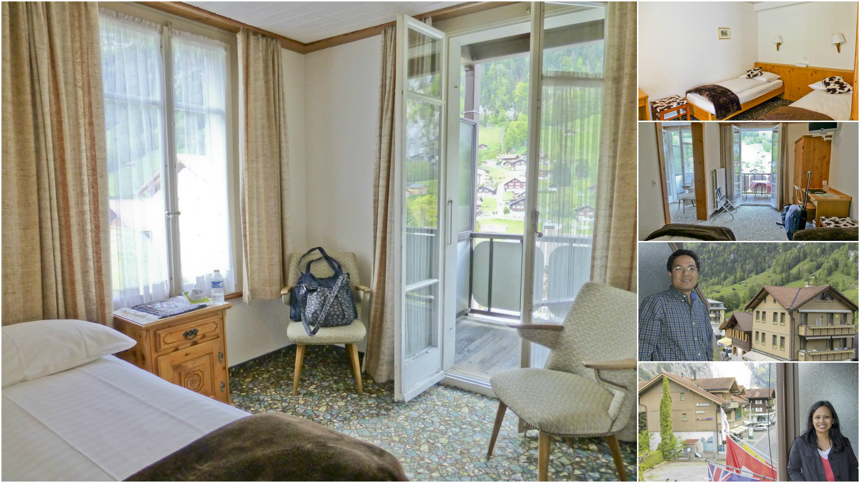 Hotel Oberland, Lauterbrunnen