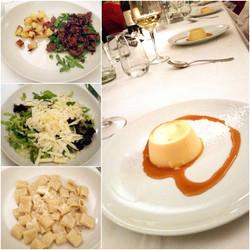Last Group Dinner in Rome