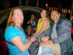 Romantic Gondola Ride...