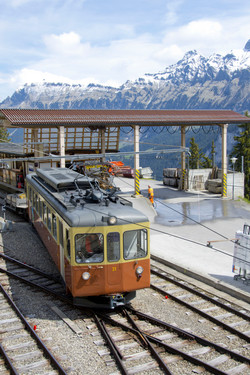 Last Train to Lauterbrunnen