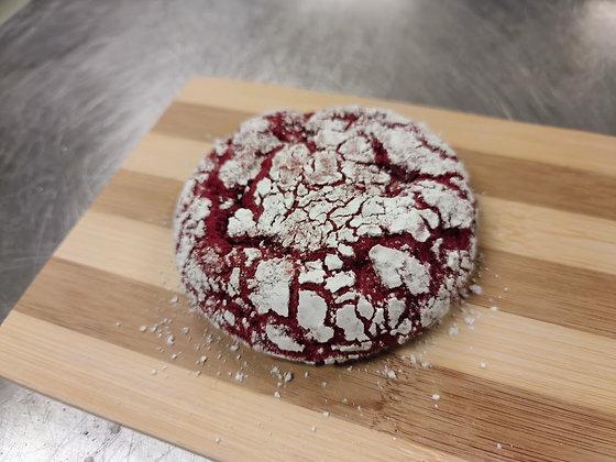 1/4 LB Red Velvet Cookie